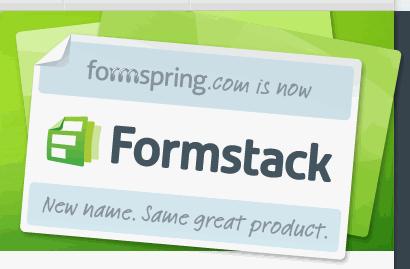 Formstack - Formspring logo